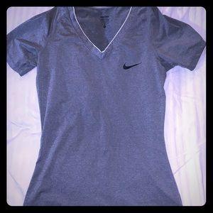 Nike Dri-fit Short Sleeved Shirt